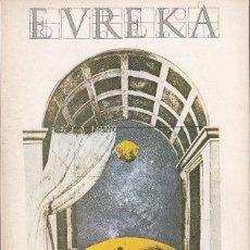 Livres d'occasion: EUREKAEDGAR ALLAN POE1983ALIANZA. Lote 165797838