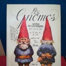 Libros de segunda mano: LOS GNOMOS - POORTVLIET/HUYGEN - MONTENA, 1982. Lote 165829481