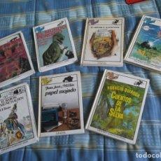 Libros de segunda mano: LOTE 7 LIBROS ANAYA TUS LIBROS . Lote 165860982