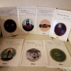 Libros de segunda mano: LOTE DE 7 LIBROS DE LA COLECCIÓN BIBLIOTECA DEL MISTERIO - EDICIONES OBLICUAS - NUEVOS. Lote 165890466