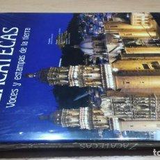 Libros de segunda mano: ZACATECAS VOCES Y ESTAMPAS DE LA TIERRA/ MEXICO/ LUNWERG/ NUEVO PRECINTADO/ F602. Lote 165904310
