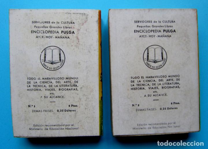 Libros de segunda mano: EL INGENIOSO HIDALGO DON QUIJOTE DE LA MANCHA. II TOMOS CERVANTES. ENCICLOPEDIA PULGA. GIGANTE, S/F - Foto 5 - 165973214
