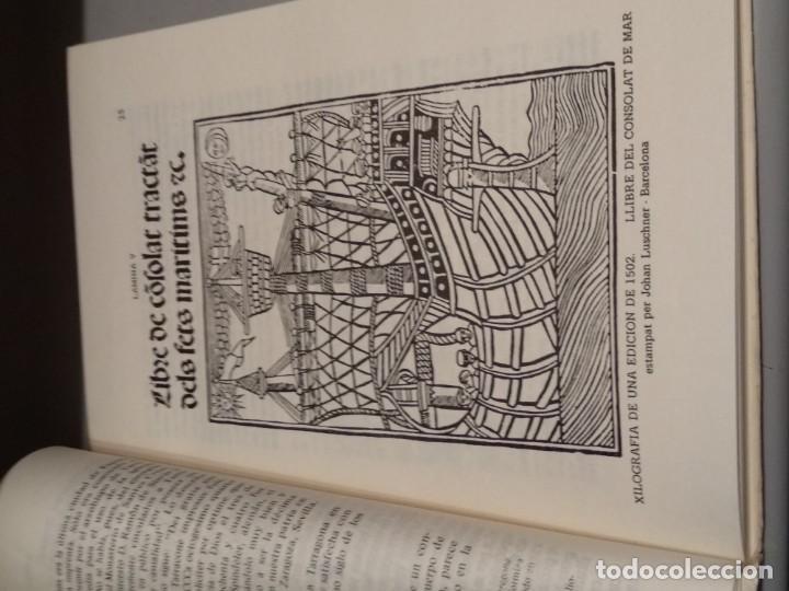 Libros de segunda mano: LA IMPRENTA EN TARRAGONA - SIGLOS XV - XVII - JUAN SALVAT Y BOVE - Foto 4 - 165997894