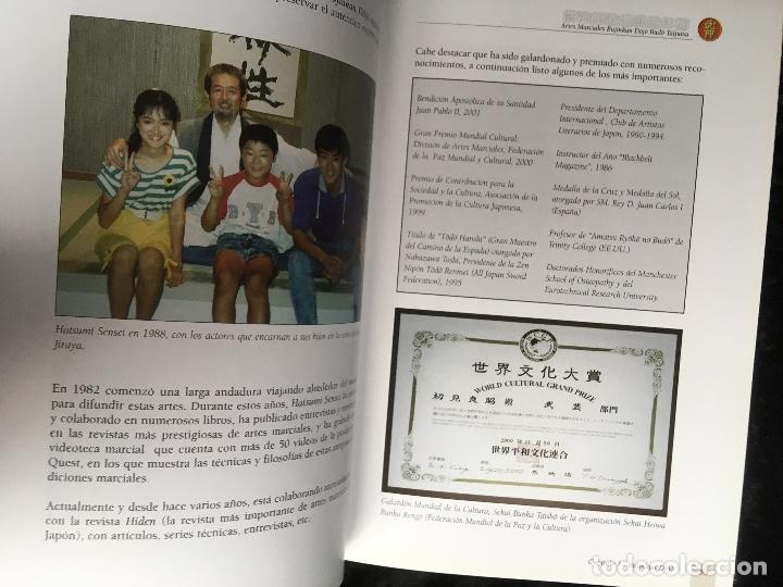 Libros de segunda mano: BUJINKAN BUDÔ TAIJUTSU - TRADICION NINJA - CAMINANDO POR LA ESENCIA DEL ARTE MARCIAL ALEX ESTEVE - Foto 3 - 166043014
