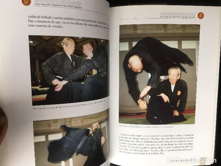 Libros de segunda mano: BUJINKAN BUDÔ TAIJUTSU - TRADICION NINJA - CAMINANDO POR LA ESENCIA DEL ARTE MARCIAL ALEX ESTEVE - Foto 6 - 166043014