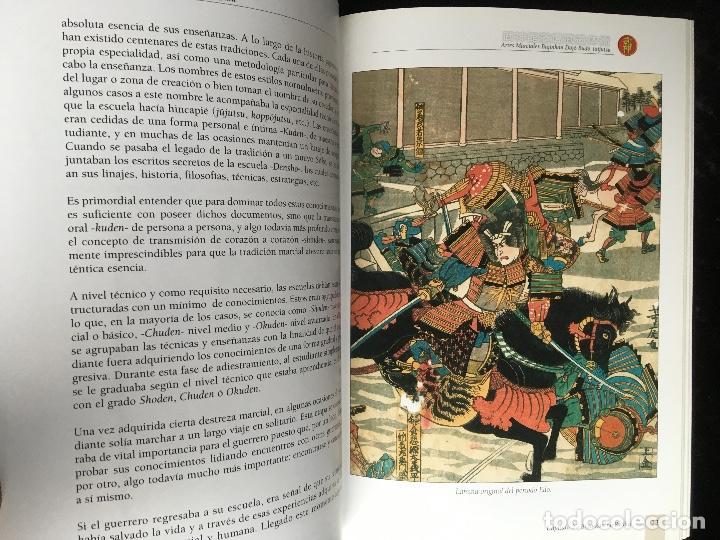 Libros de segunda mano: BUJINKAN BUDÔ TAIJUTSU - TRADICION NINJA - CAMINANDO POR LA ESENCIA DEL ARTE MARCIAL ALEX ESTEVE - Foto 7 - 166043014