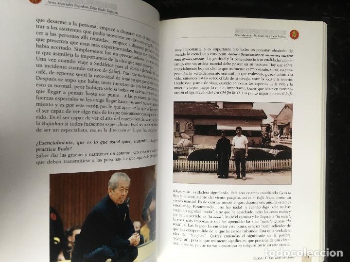 Libros de segunda mano: BUJINKAN BUDÔ TAIJUTSU - TRADICION NINJA - CAMINANDO POR LA ESENCIA DEL ARTE MARCIAL ALEX ESTEVE - Foto 10 - 166043014