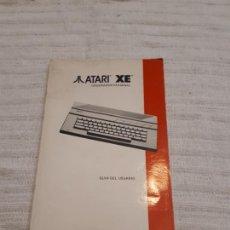 Libros de segunda mano: ATARI XE. GUÍA DEL USUARIO.. Lote 166129942