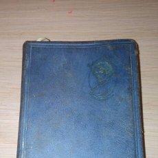 Libros de segunda mano: 1937 BECQUER OBRAS COMPLETAS *M. AGUILAR EDITOR* ANTIGUO LIBRO. Lote 166173537