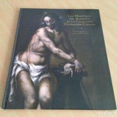 Libros de segunda mano: CATÁLOGO EXPOSICIÓN 'MAESTROS DEL BARROCO' DE LA COLECCIÓN FUNDACIÓN CAJASOL. Lote 166272106
