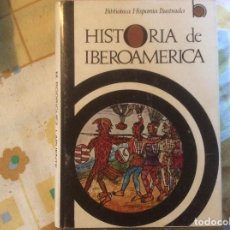 Libros de segunda mano: HISTORIA DE IBEROAMERICA - POR MANUEL RODRIGUEZ LAPUENTE - EDIT. RAMÓN SOPENA 1970. Lote 166357594