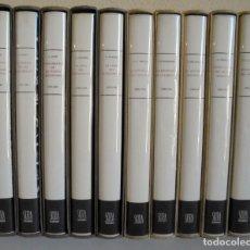 Libros de segunda mano: COLECCIÓN ARTE,IDEAS, HISTORIA. SKIRA.OBRA COMPLETA EN 10 VOLÚMENES EN ESTUCHE.. Lote 166409854