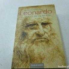 Livros em segunda mão: LEONARDO. EL VUELO DE LA MENTE. CHARLES NICHOLL- N 3. Lote 166431546