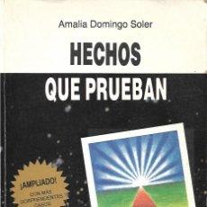 Libros de segunda mano: HECHOS QUE PRUEBAN. CO.. Lote 166460146