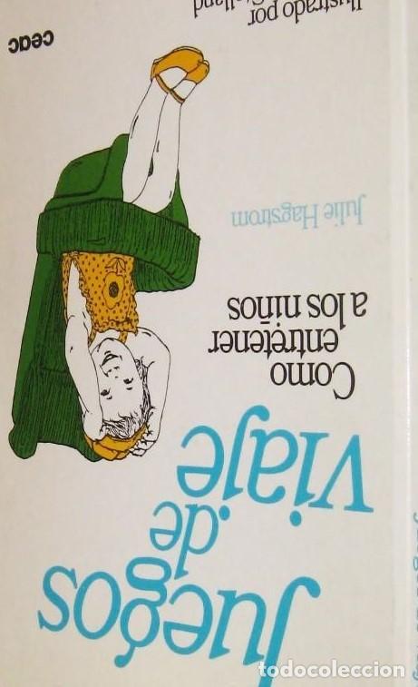 JUGOS DE VIAJE COMO ENTRETENER A LOS NIÑOS - STALLAND HAGSTROM - SIN USAR - ENVIO GRATIS (Libros de Segunda Mano - Literatura Infantil y Juvenil - Otros)