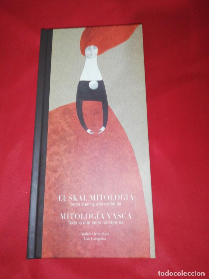 EUSKAL MITOLOGIA / MITOLOGIA VASCA, TODO LP QUE TIENE NOMBRE ES (Libros de Segunda Mano - Parapsicología y Esoterismo - Otros)