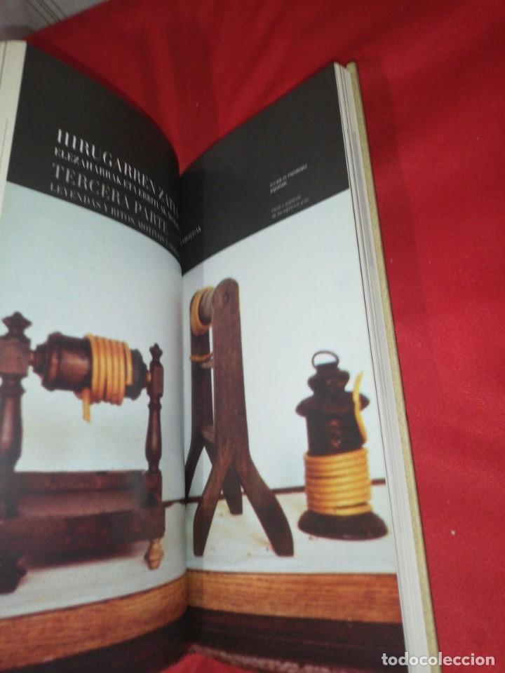 Libros de segunda mano: Euskal mitologia / mitologia vasca, todo lp que tiene nombre es - Foto 8 - 166581142