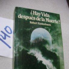 Libros de segunda mano: ¿HAY VIDA DESPUES DE LA MUERTE?. Lote 166722118