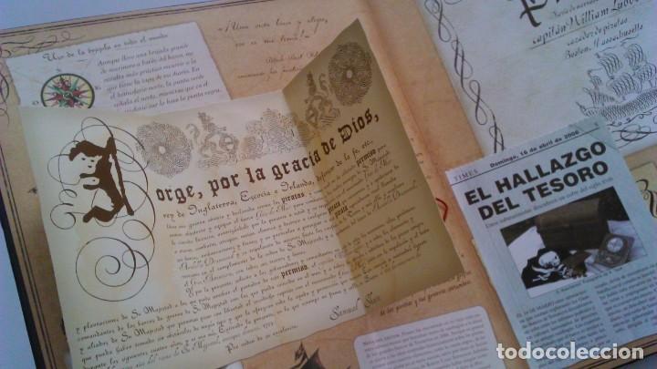 Libros de segunda mano: Piratas - Diario de navegación del capitán William Lubbez - Montena - Fotos Adicionales - Foto 2 - 166740980