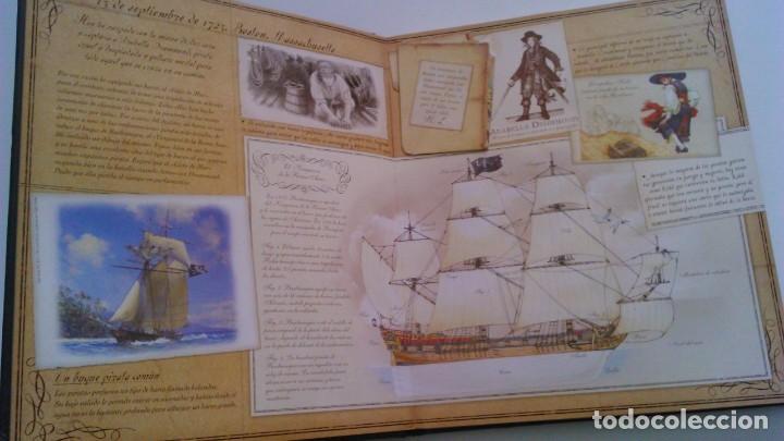 Libros de segunda mano: Piratas - Diario de navegación del capitán William Lubbez - Montena - Fotos Adicionales - Foto 4 - 166740980