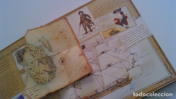 Libros de segunda mano: Piratas - Diario de navegación del capitán William Lubbez - Montena - Fotos Adicionales - Foto 5 - 166740980