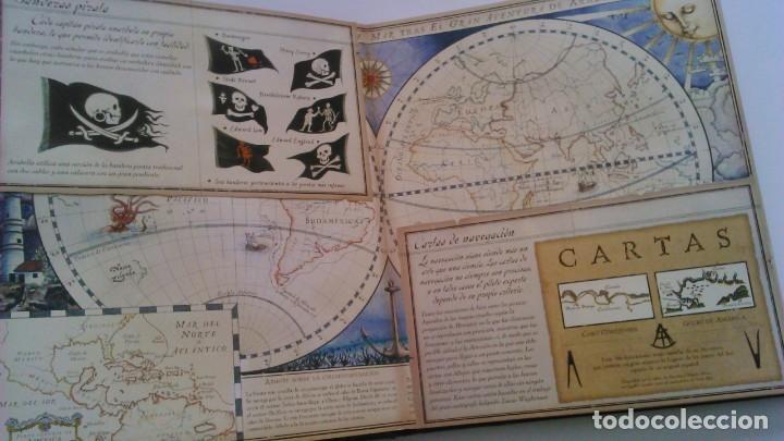 Libros de segunda mano: Piratas - Diario de navegación del capitán William Lubbez - Montena - Fotos Adicionales - Foto 6 - 166740980