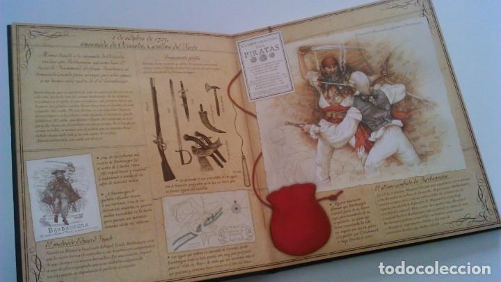 Libros de segunda mano: Piratas - Diario de navegación del capitán William Lubbez - Montena - Fotos Adicionales - Foto 8 - 166740980