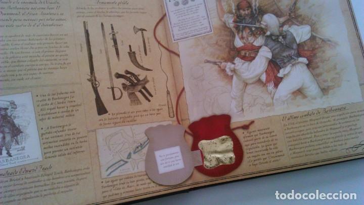 Libros de segunda mano: Piratas - Diario de navegación del capitán William Lubbez - Montena - Fotos Adicionales - Foto 10 - 166740980