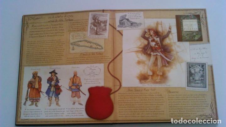 Libros de segunda mano: Piratas - Diario de navegación del capitán William Lubbez - Montena - Fotos Adicionales - Foto 11 - 166740980