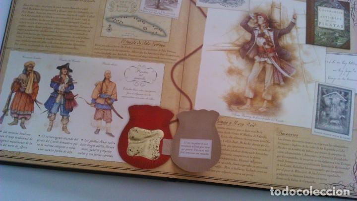 Libros de segunda mano: Piratas - Diario de navegación del capitán William Lubbez - Montena - Fotos Adicionales - Foto 12 - 166740980