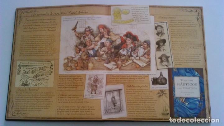 Libros de segunda mano: Piratas - Diario de navegación del capitán William Lubbez - Montena - Fotos Adicionales - Foto 13 - 166740980