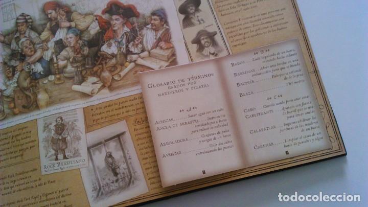 Libros de segunda mano: Piratas - Diario de navegación del capitán William Lubbez - Montena - Fotos Adicionales - Foto 14 - 166740980
