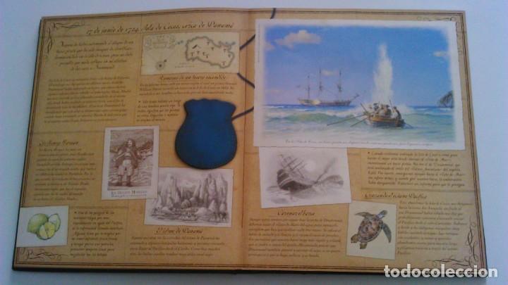 Libros de segunda mano: Piratas - Diario de navegación del capitán William Lubbez - Montena - Fotos Adicionales - Foto 16 - 166740980