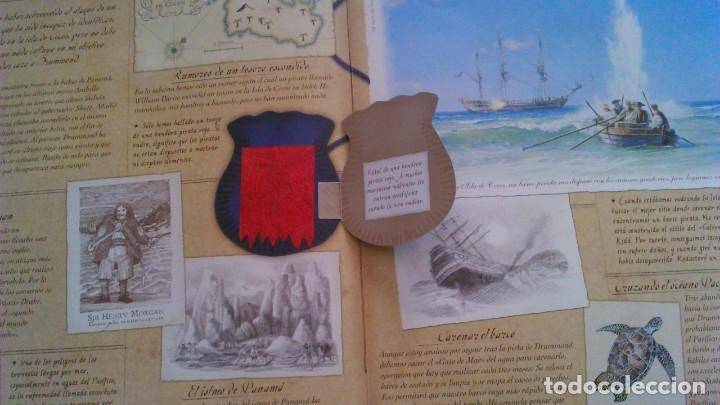 Libros de segunda mano: Piratas - Diario de navegación del capitán William Lubbez - Montena - Fotos Adicionales - Foto 17 - 166740980