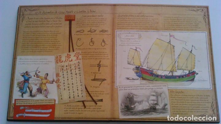 Libros de segunda mano: Piratas - Diario de navegación del capitán William Lubbez - Montena - Fotos Adicionales - Foto 18 - 166740980