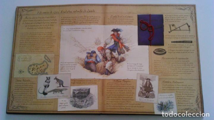 Libros de segunda mano: Piratas - Diario de navegación del capitán William Lubbez - Montena - Fotos Adicionales - Foto 19 - 166740980