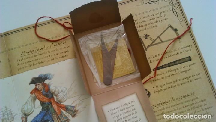 Libros de segunda mano: Piratas - Diario de navegación del capitán William Lubbez - Montena - Fotos Adicionales - Foto 20 - 166740980