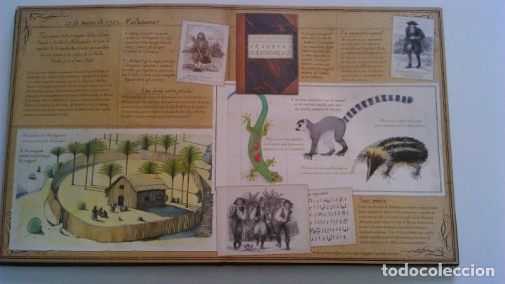 Libros de segunda mano: Piratas - Diario de navegación del capitán William Lubbez - Montena - Fotos Adicionales - Foto 22 - 166740980