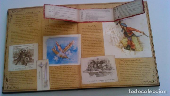 Libros de segunda mano: Piratas - Diario de navegación del capitán William Lubbez - Montena - Fotos Adicionales - Foto 24 - 166740980