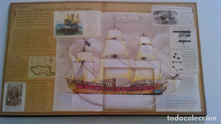 Libros de segunda mano: Piratas - Diario de navegación del capitán William Lubbez - Montena - Fotos Adicionales - Foto 25 - 166740980