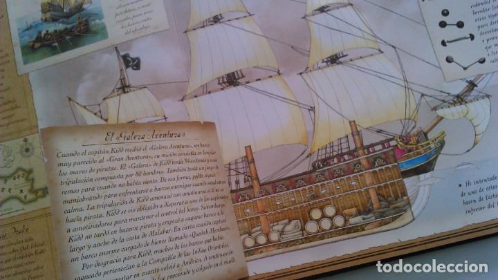 Libros de segunda mano: Piratas - Diario de navegación del capitán William Lubbez - Montena - Fotos Adicionales - Foto 26 - 166740980