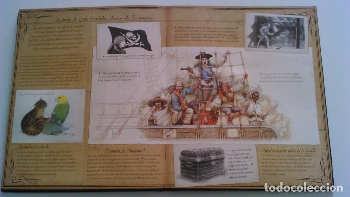 Libros de segunda mano: Piratas - Diario de navegación del capitán William Lubbez - Montena - Fotos Adicionales - Foto 27 - 166740980