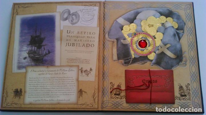 Libros de segunda mano: Piratas - Diario de navegación del capitán William Lubbez - Montena - Fotos Adicionales - Foto 28 - 166740980