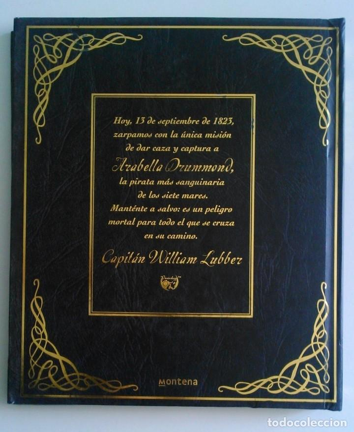 Libros de segunda mano: Piratas - Diario de navegación del capitán William Lubbez - Montena - Fotos Adicionales - Foto 32 - 166740980