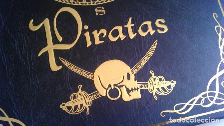 Libros de segunda mano: Piratas - Diario de navegación del capitán William Lubbez - Montena - Fotos Adicionales - Foto 37 - 166740980