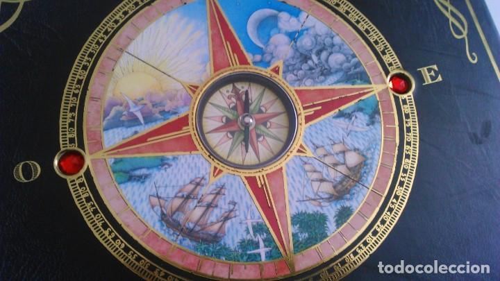 Libros de segunda mano: Piratas - Diario de navegación del capitán William Lubbez - Montena - Fotos Adicionales - Foto 38 - 166740980