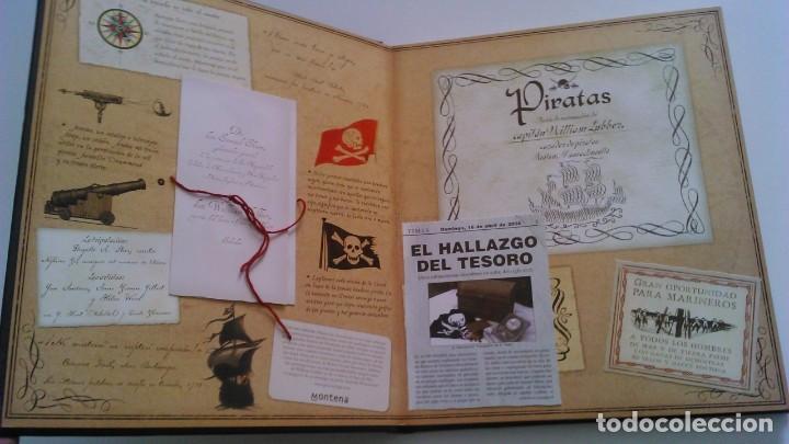 Libros de segunda mano: Piratas - Diario de navegación del capitán William Lubbez - Montena - Fotos Adicionales - Foto 39 - 166740980