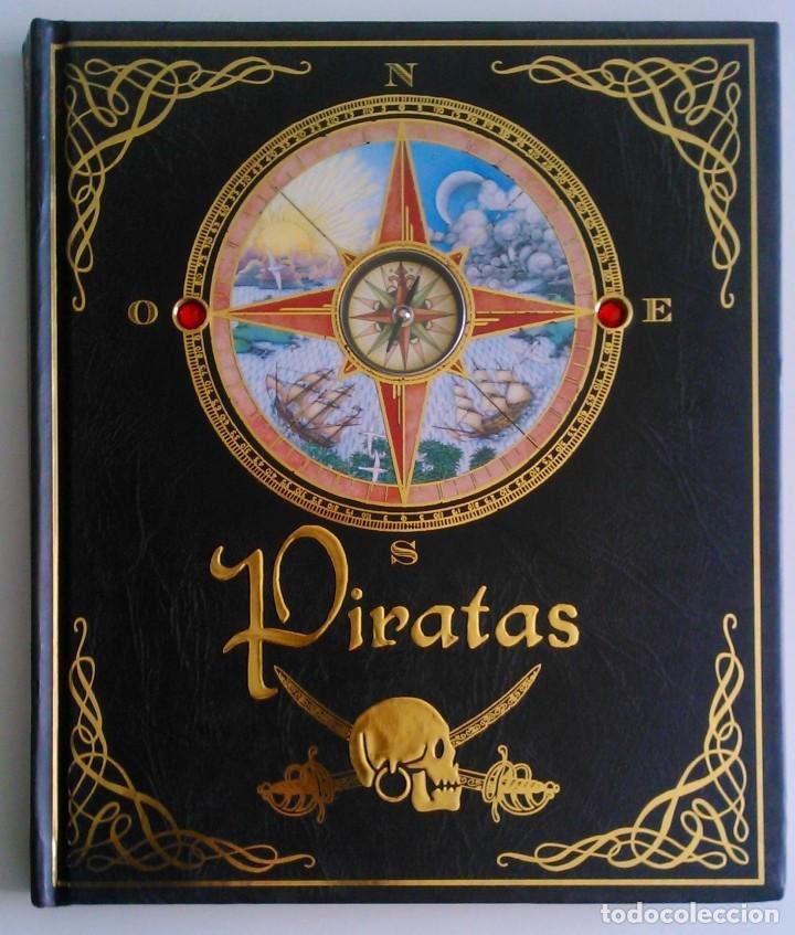PIRATAS - DIARIO DE NAVEGACIÓN DEL CAPITÁN WILLIAM LUBBEZ - MONTENA - FOTOS ADICIONALES (Libros de Segunda Mano - Literatura Infantil y Juvenil - Otros)