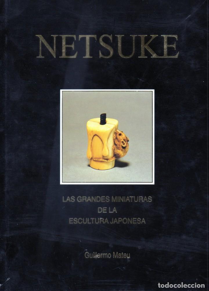 NETSUKE, MARFILES (Libros de Segunda Mano - Bellas artes, ocio y coleccionismo - Otros)