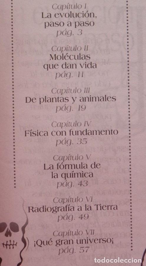 Libros de segunda mano: LAS 100 CLAVES DE LA CIENCIA - LIBRO MUY INTERESANTE CIENCIAS - FÍSICA QUÍMICA BIOLOGÍA ASTRONOMÍA - Foto 2 - 166824874